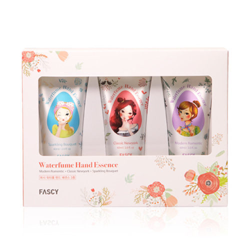 image of hand lotion set, hand lotion package